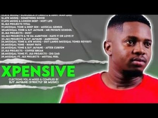 Dj Jaivane , ATK musiq & Mdu aka TRP – Khombu Muntu ft. Tman Xpress & Sinny Man'que