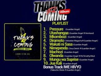 Guardian Angel ft Nakoche Mselah – Iwe Hivyo