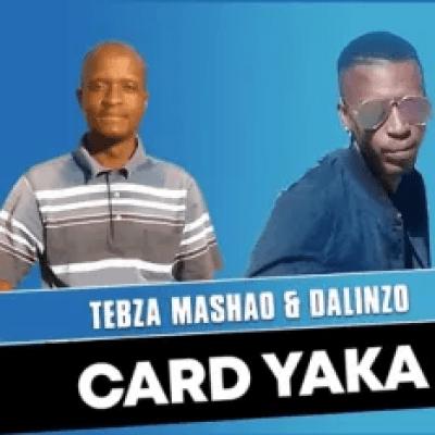 Tebza Mashao & Dalinzo Card Yaka Mp3 Download SaFakaza