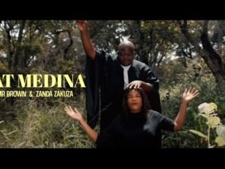 Video Pat Medina Morena Ft. Zanda Zakuza & Mr Brown
