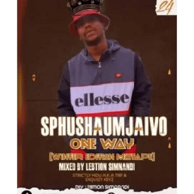 Lebtiion Simnandi SphushaUmjaivo_OneWay Vol.24 Mix Mp3 Download SaFakaza