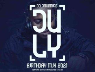 Dj Jaivane July Birthday Mix 2021 (Strictly Simnandi Records)Mp3 Download Safakaza