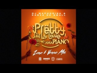 DJ Maphorisa & Kabza De Small Pretty Girls Love Amapiano Vol 4 (Zone6 MIX) Mp3 Download Safakaza