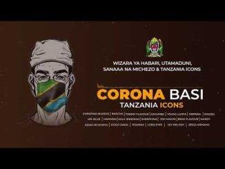 Nandy ft Beka Flavour, Mr Blue, Christina Shusho & Tanzania Icons – CORONA BASI