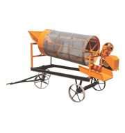 Sand-Sieving-Machine