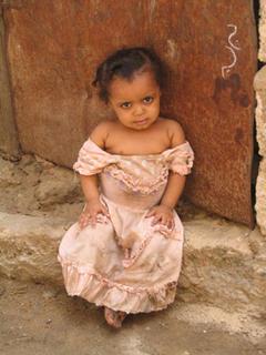 La niña de Lamu