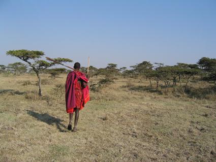 Masai. Kenya, agosto de2005