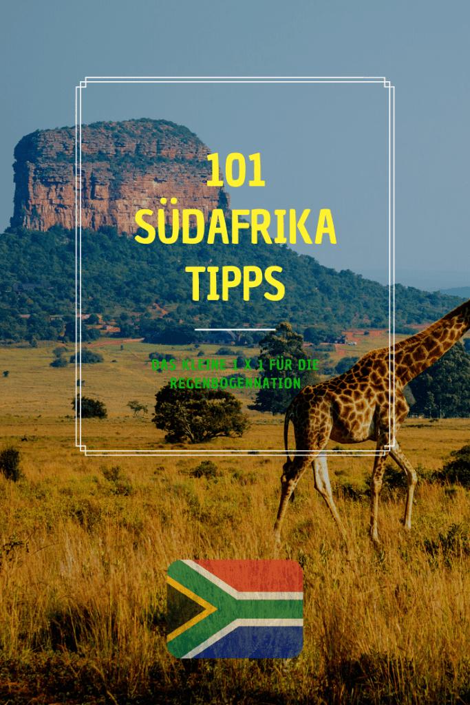 101 SA Tipps