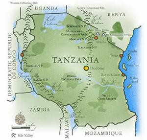 Geo Park to open in Tanzania