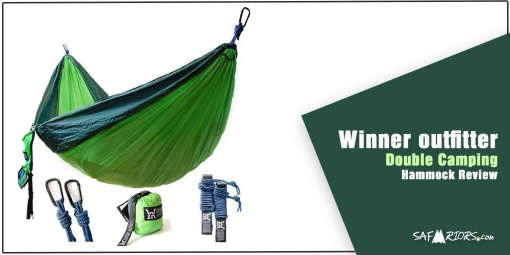 Winner outfitter Double Camping Hammock Review
