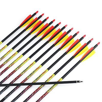 Misayar 30 Inch Carbon Arrows