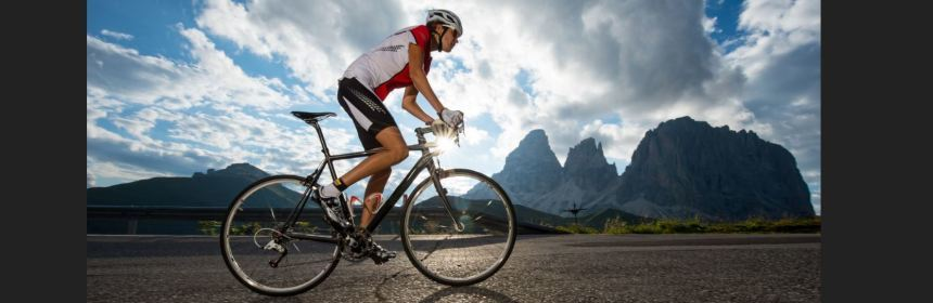 Cycling for Getting in Shape for Hiking