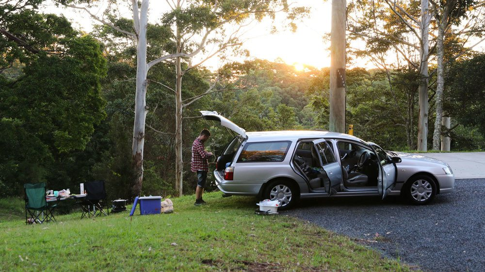 Guide for Perfect Station Wagon Camping