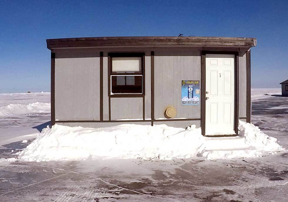 How to Choose Ice Fishing Houses