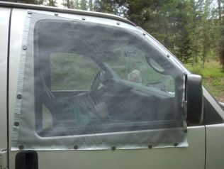 Window Screens for Outfitting in your wagon