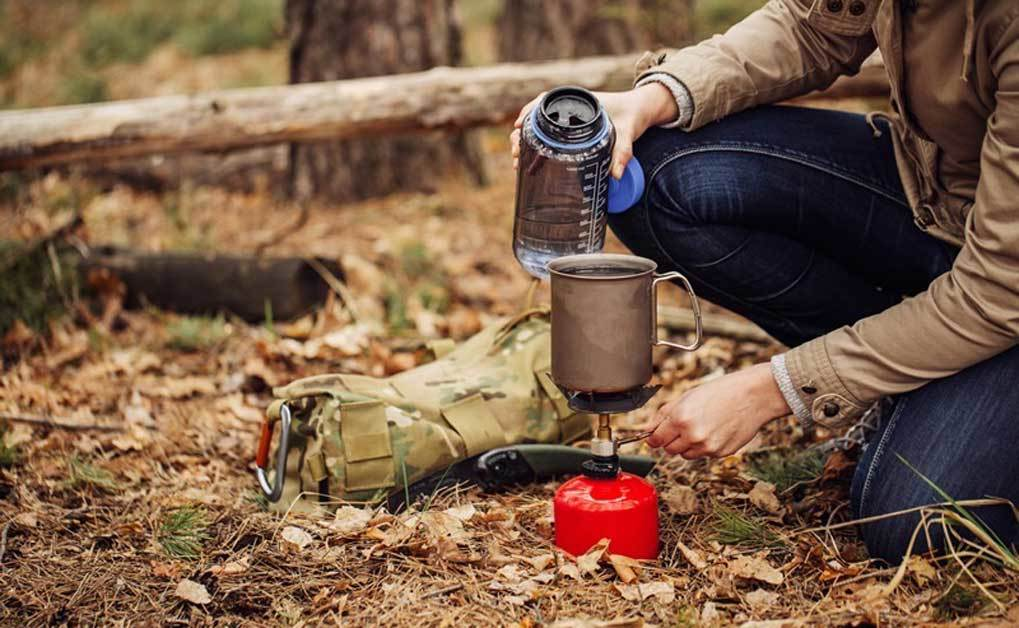 Lightweight Camp Stoves