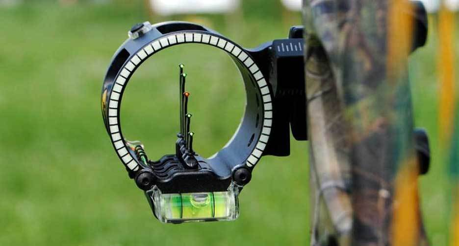 Aiming with a Bow Sight