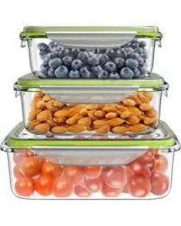 Right Size of Food Storage