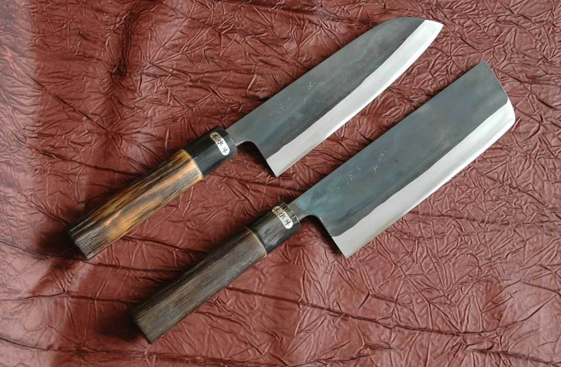 Santoku and Chef's Knife Sharpening