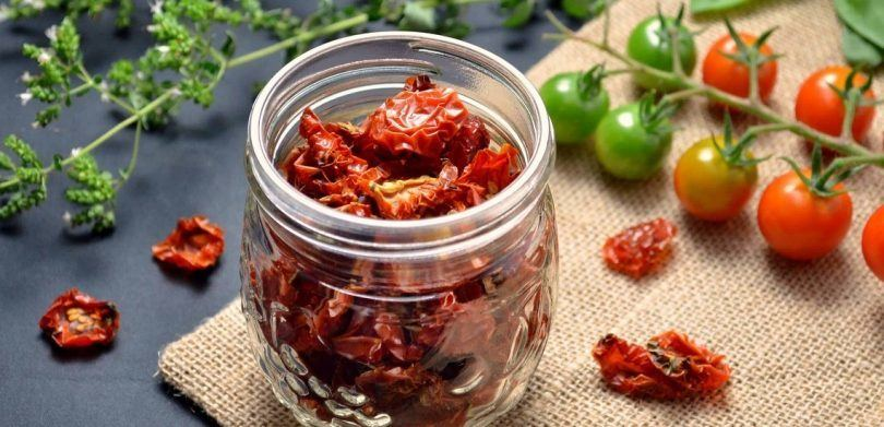 Sun Dried Vegetables can be Great as Backpacking Food