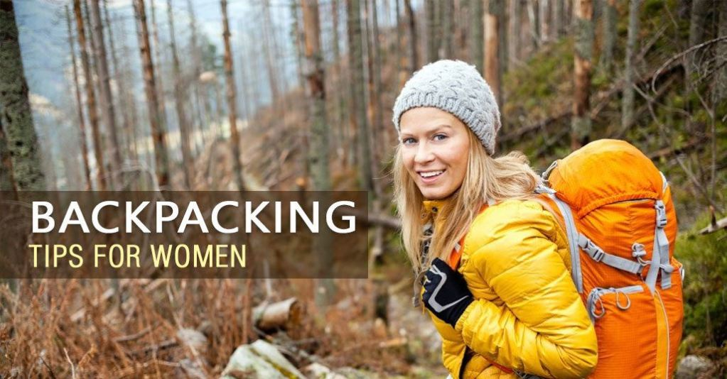 Backpacking Tips for Women