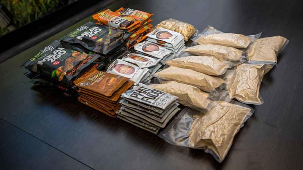 Food Pack for Elk Hunting