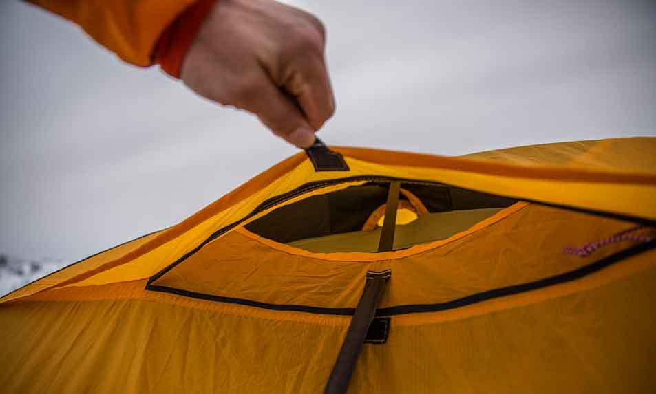 Summer Camping Tips on Ventilation