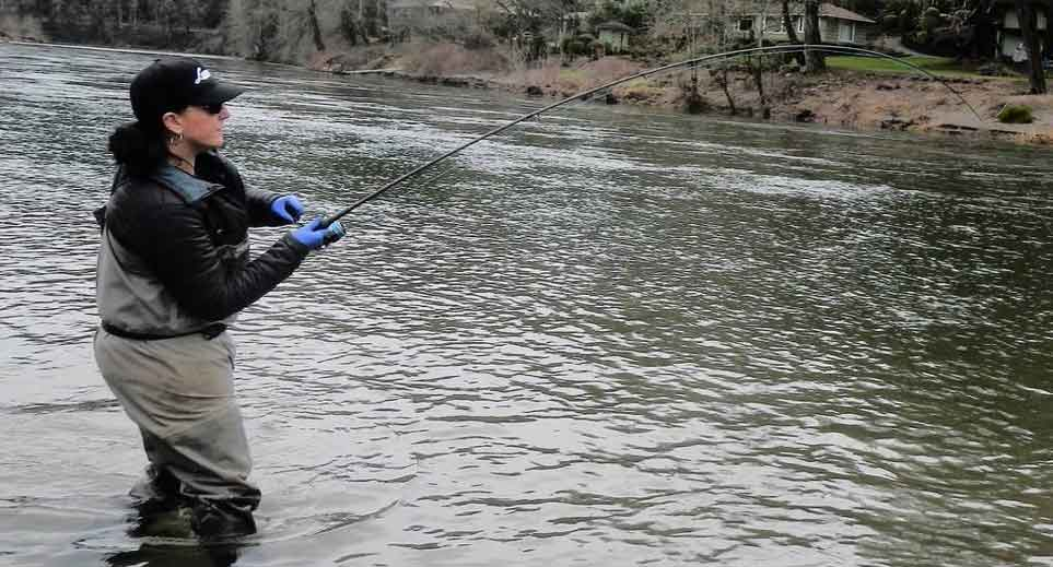 Right Main Line is Important for Better Fishing