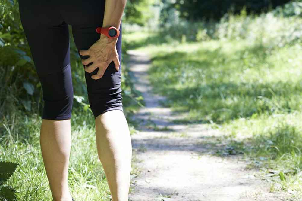 Where is Chafing Most Common