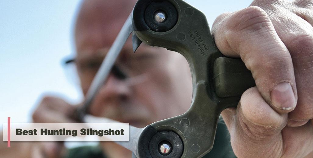 Best Hunting Slingshot Reviews