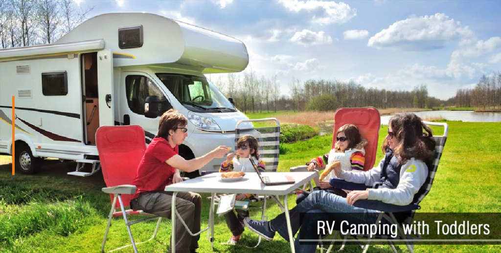 RV Camping with Toddlers