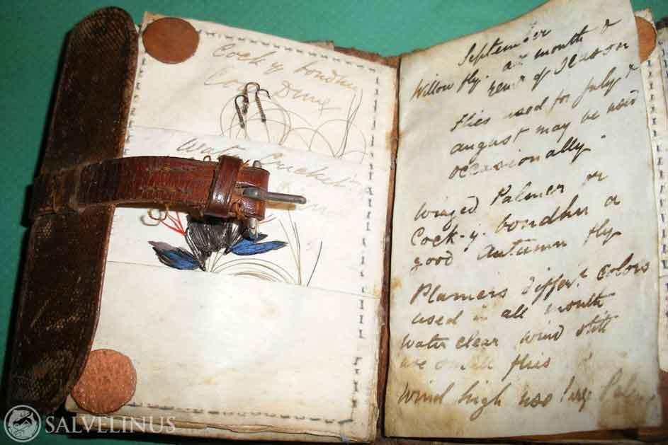 spain fly fishing history