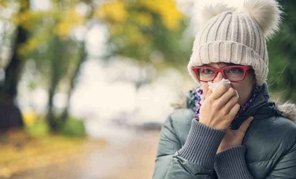Cover Up Your Body for Avoiding Sickness in Cold