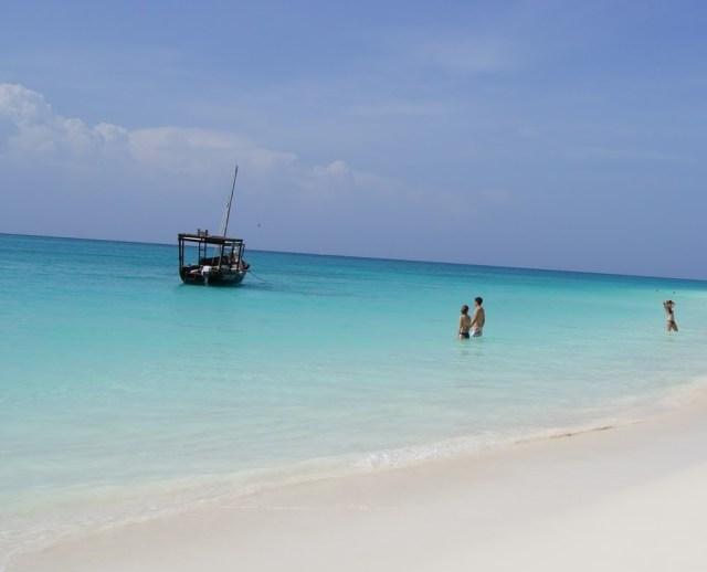 Budget Zanzibar Matemwe Beach