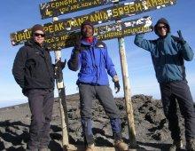 Mount Kilimanjaro Climbing Machame Route