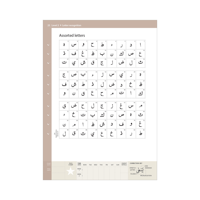 Complete Qaidah Learn To Read Series Safar Publications