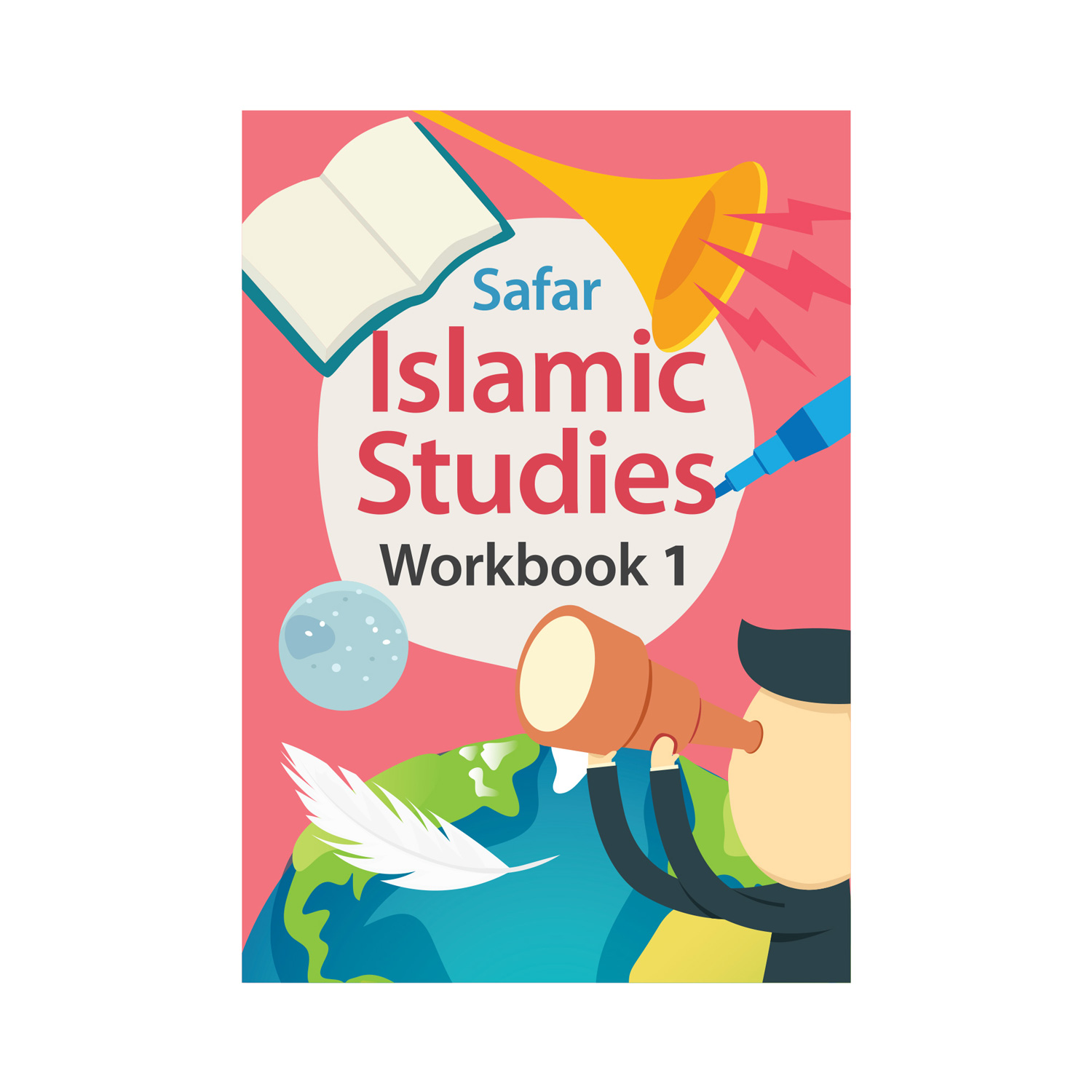 Islamic Stu S Workbook 1 Learn About Islam Series