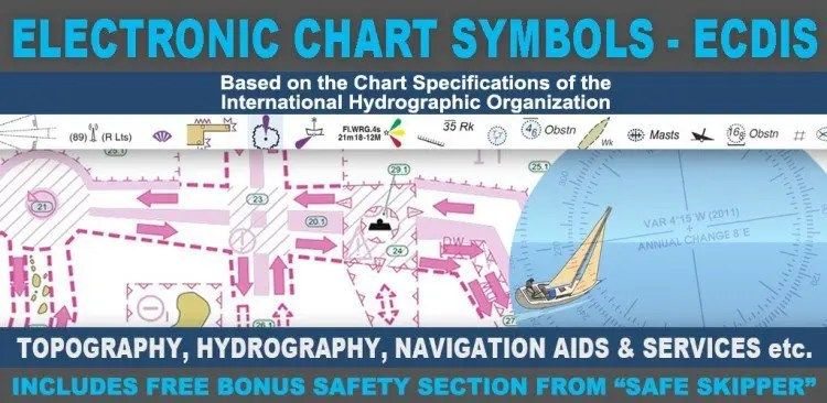Electronic_Chart_symbols, how to navigate safely App