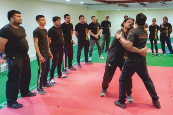 CTS Self Defence Instructor Course