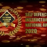 Self Defence Instructor National Award