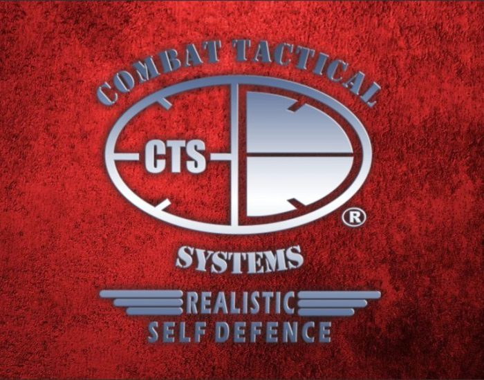 CTS Self Defence official logo