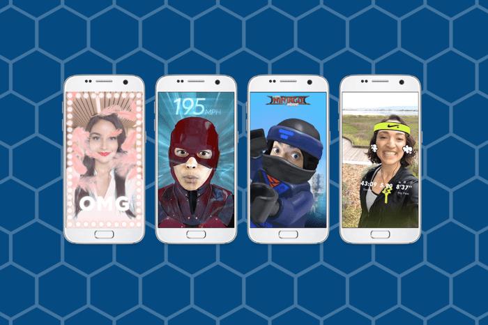 Now ANYONE Can Make a Facebook Camera Filter!