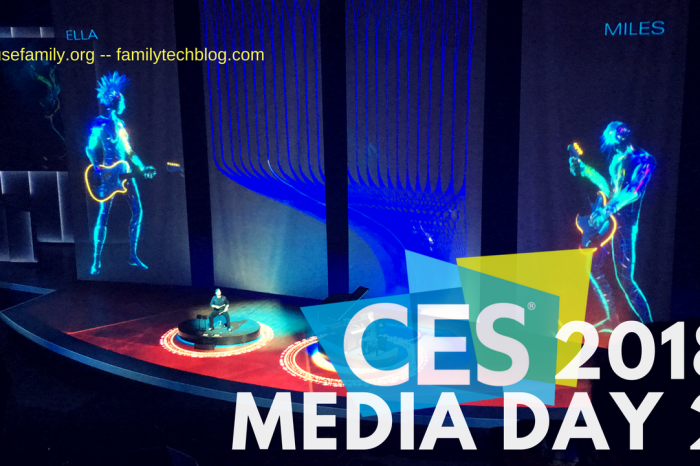 CES2018: Media Day 2 Report