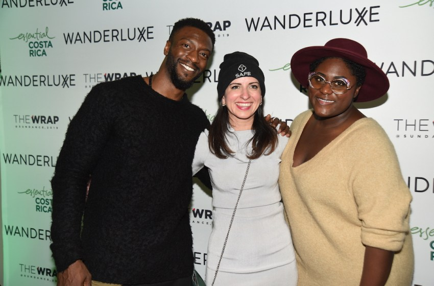 Clemency cast, Grand Jury prize winners, and influencers celebrate in Safe Space at Sundance