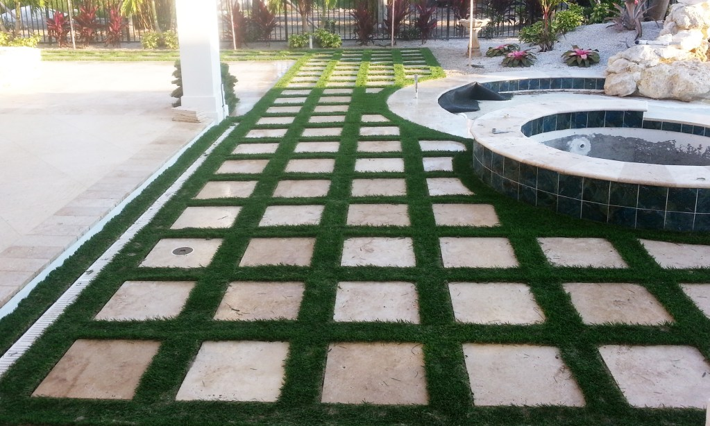 Shade and Shelter Installation, Synthetic Grass Turf - Safe4Play