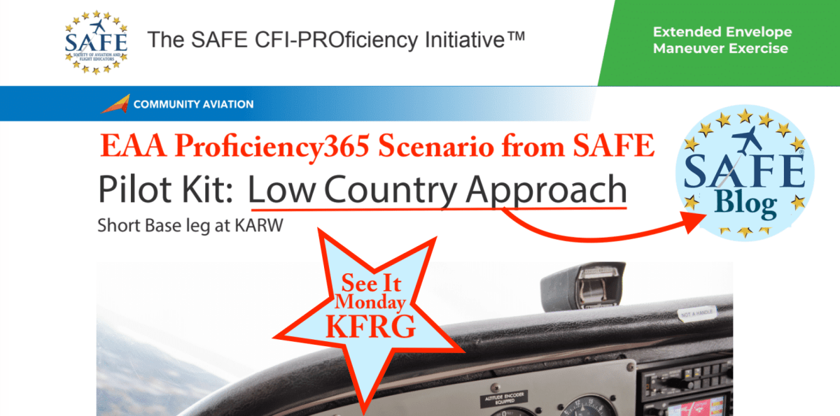 New Proficiency365 Scenarios from SAFE