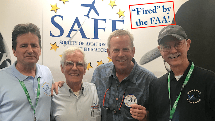 """Fired"" By the FAA!"