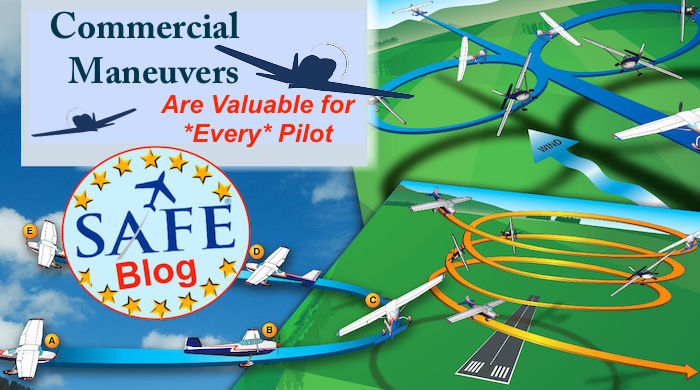 Commercial Flight Maneuvers for Everyone!