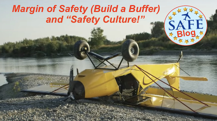 Teaching Safety Margin (and Culture)!