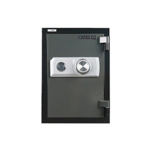Falcon V58C Solid Safe – Black